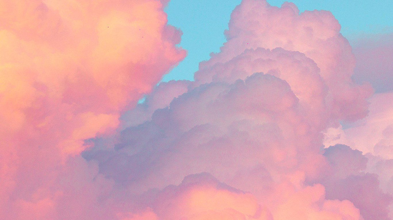 Bf68 Cloud Metamorphosis Sky Art Nature Aesthetic Desktop