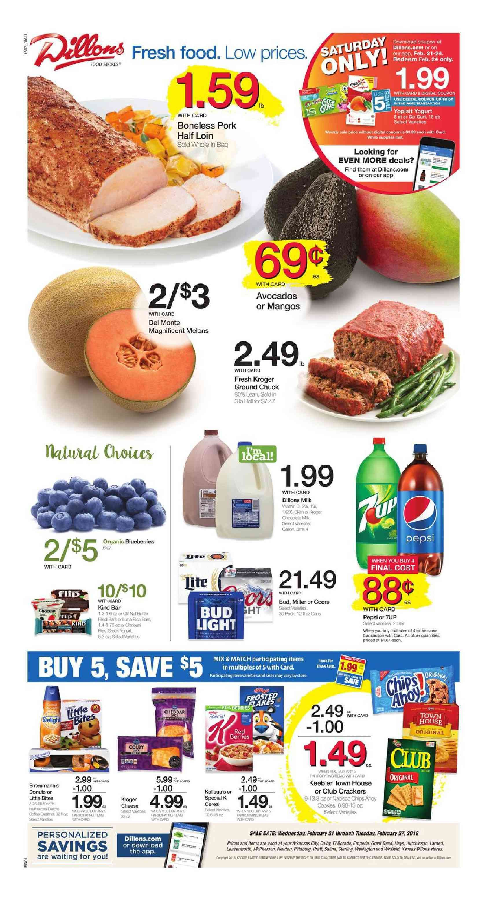 Dillons Weekly ad Flyer Mar 4 – Mar 10, 2020 (With images ...