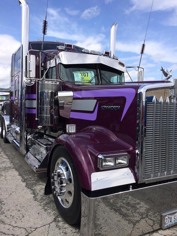 gay pride trucks