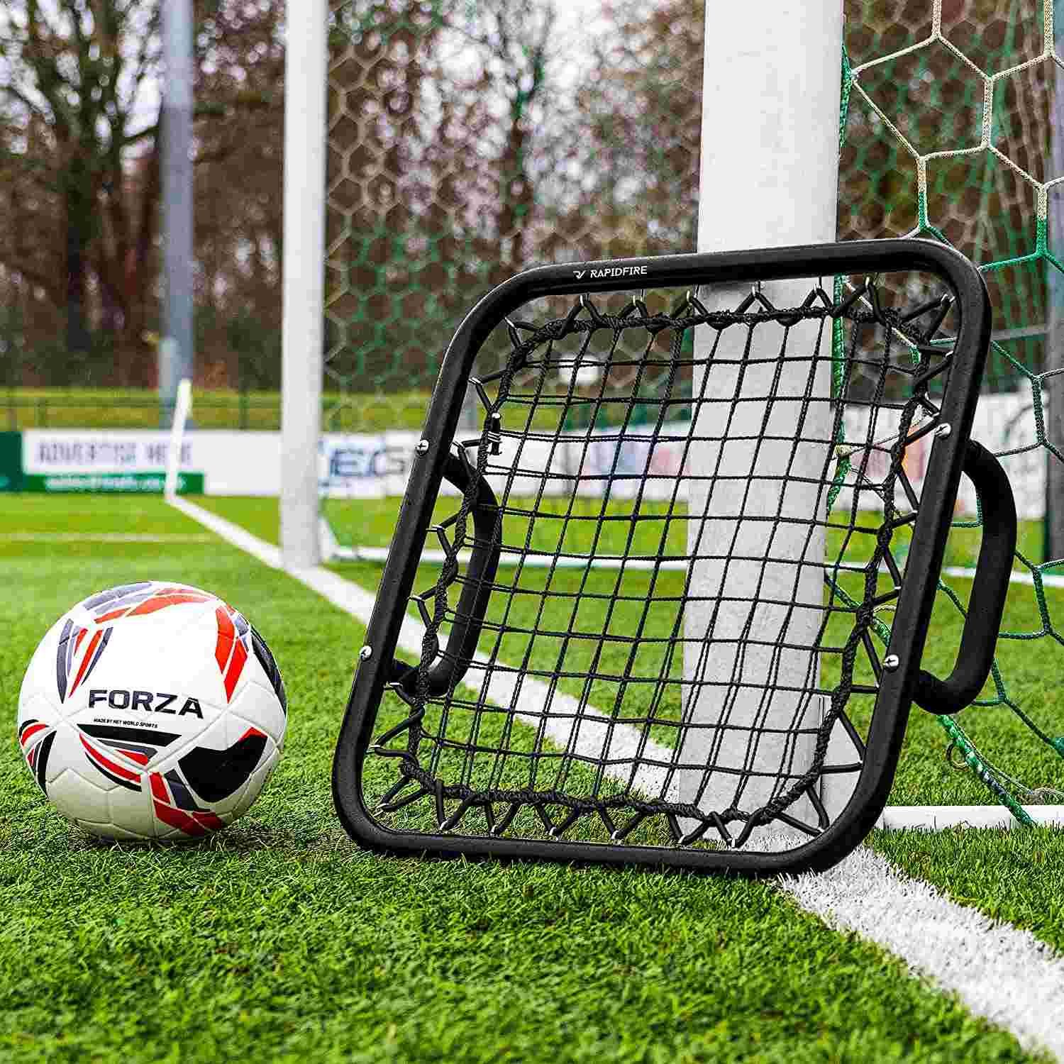 How To Build A Pvc Soccer Rebounder For Kids In 2020 Soccer Rebounder Goalkeeper Training Soccer Training Equipment