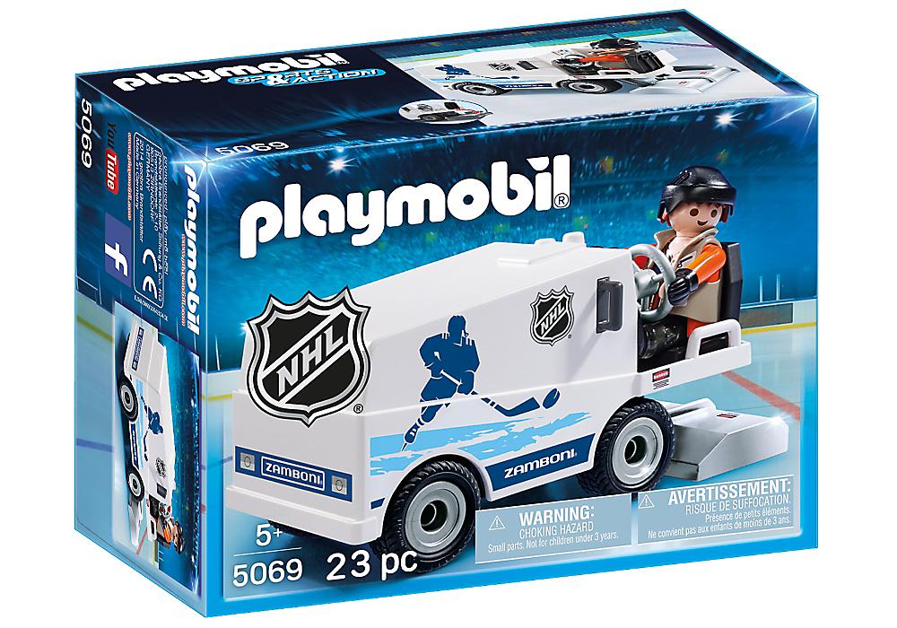 Playmobil 9213 Nhl Zamboni Machine Zamboni Playmobil Nhl