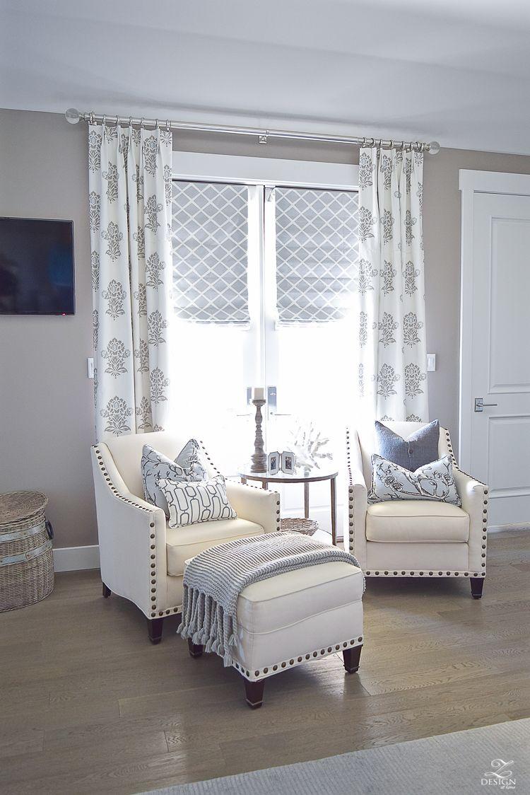 A Transitional Master Bedroom Tour  Favorite Home Designs