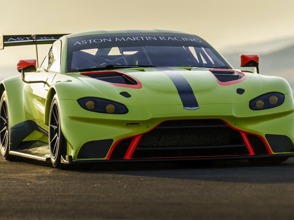Aston Martin Vulcan Amr Pro Front 2018 Wallpaper Cars Wallpapers