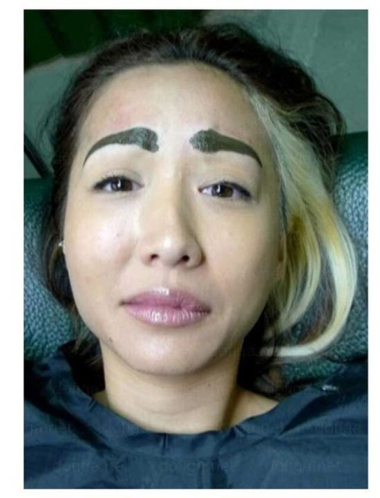 Bad Brows 17 Your Eyebrows Are Out Of Control 20 Photos Bad