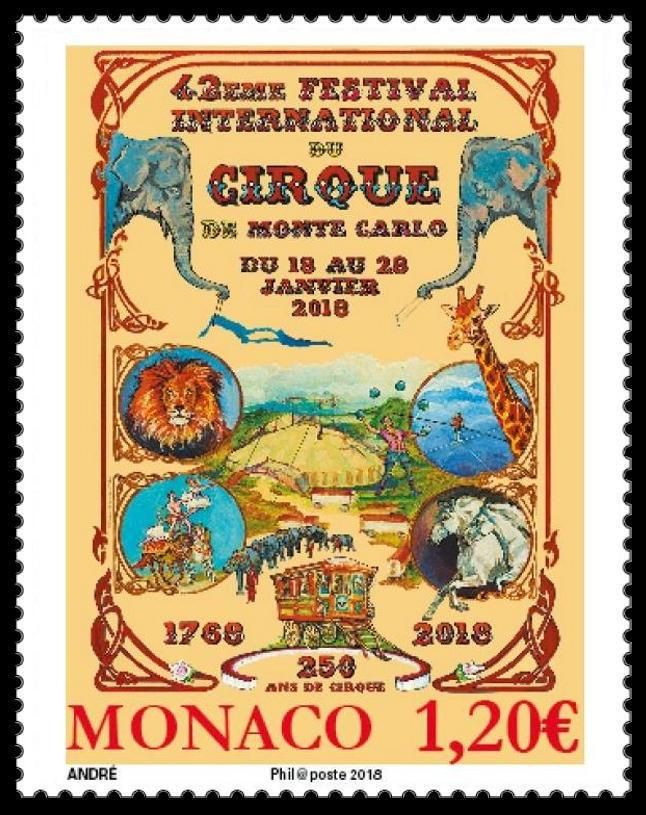 42. Zirkusfestival Monte Carlo
