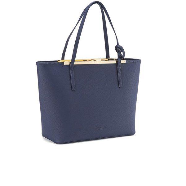 Image Result For Navy Blue Ted Baker Handbag