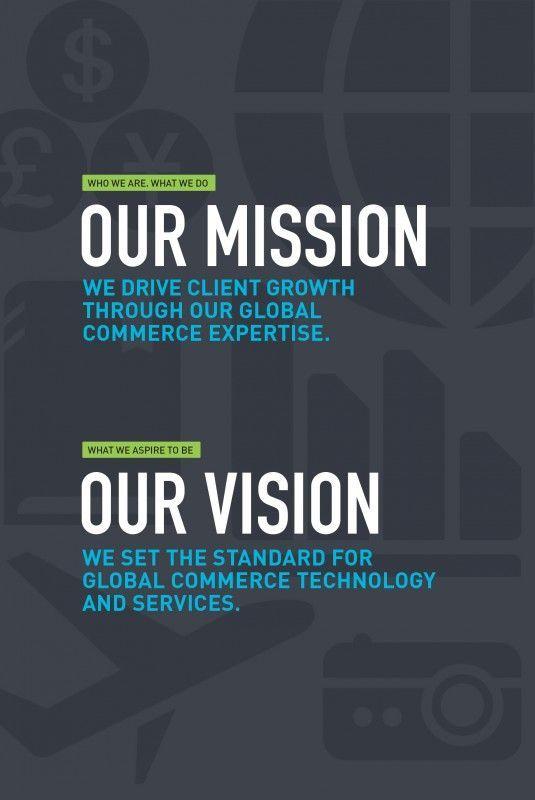 Resultado de imagem para poster brands presentation mission vision - inspiration 8 value statement examples for business
