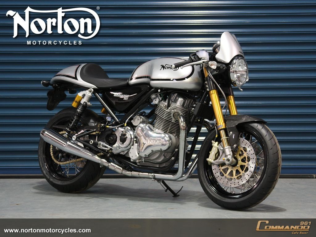 Love the styling of the new Norton Command 961