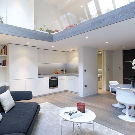 Kitchen Dining Room Layout Ideas: Open-plan Kitchen Design Ideas