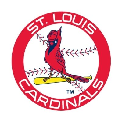 St. Louis Cardinals, 80s-90s Medallion Logo | St louis cardinals ...