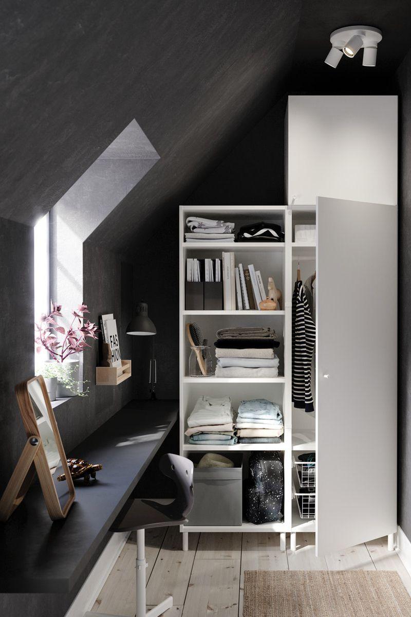 Platsa Aufbewahrungskombi Ikea Deutschland Dachschrage Ikea Zimmer