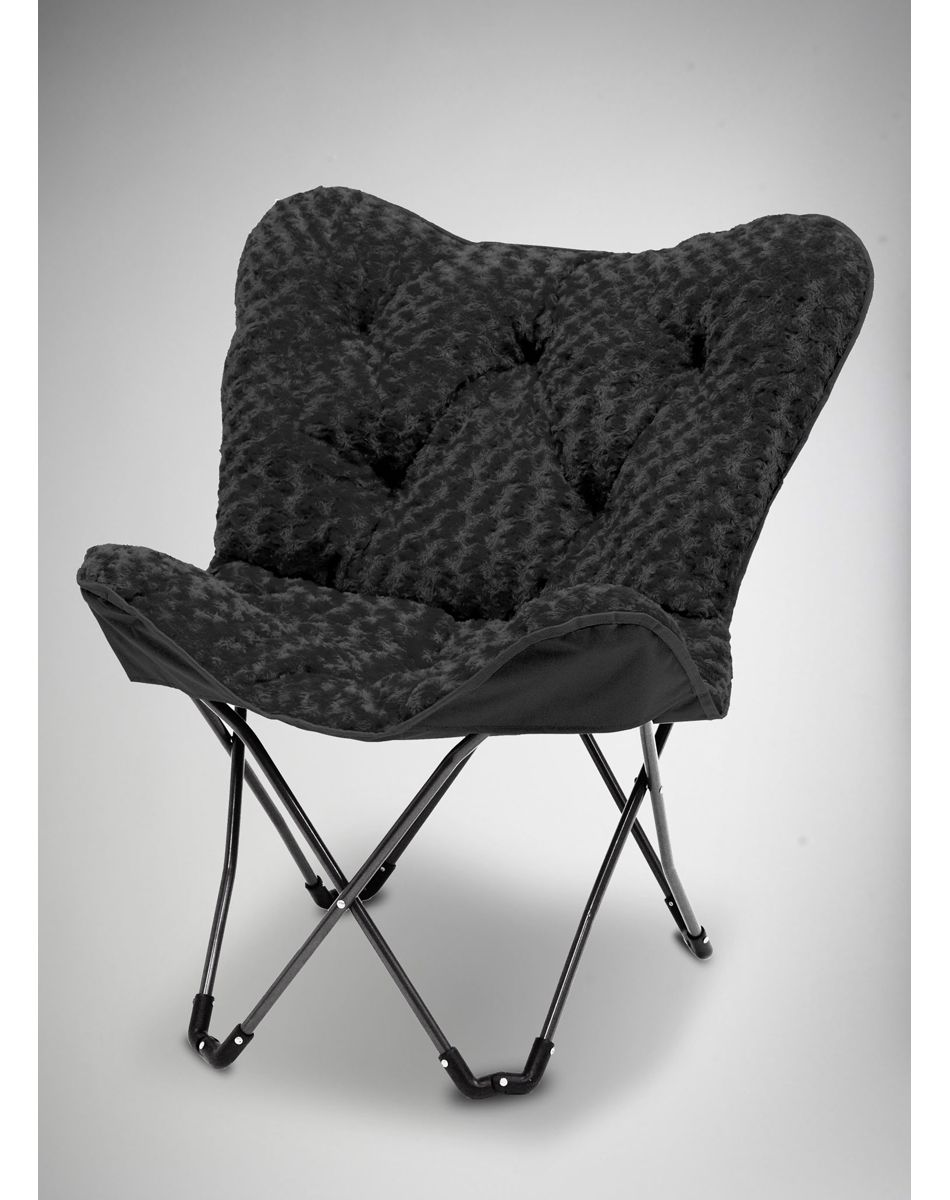 I Just Found The Black Butterfly Chair From Spenceru0027s. Visit