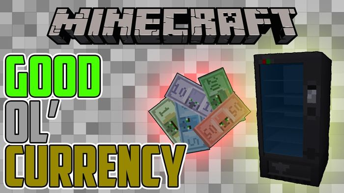 Currency Mod 1.11.2/1.10.2 (Economy with Colourful Bills) - minecraft mods 1.11 : The Money itself doesn't do much on its own ...   | http://niceminecraft.net/tag/minecraft-1-11-2-mods/