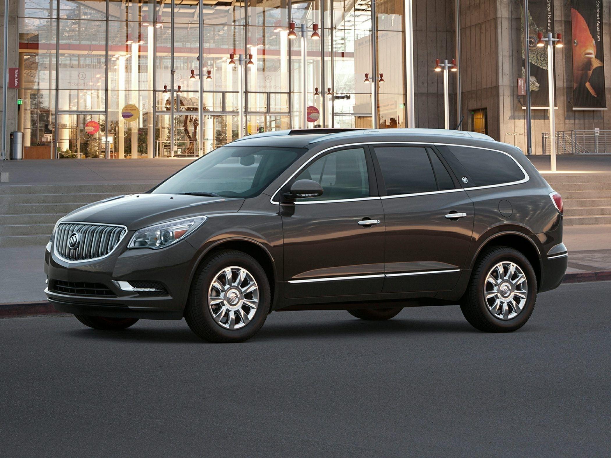 Best 2020 Buick Enclave Concept