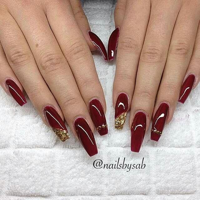 Pin de Monique Guydon en Nails | Pinterest | Diseños de uñas, Estilo ...