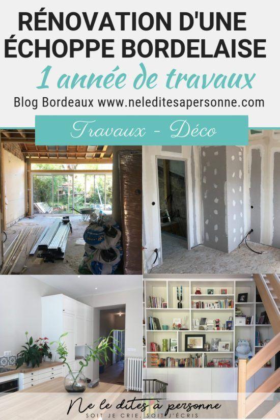 r novation choppe 1 an de travaux blog bordeaux. Black Bedroom Furniture Sets. Home Design Ideas
