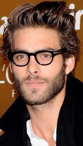 8dba8918f75a Jon Kortajarena wearing Tom Ford Glasses. Hope that s as close to a beard  as he ever gets in future. He wouldn t be at the top with a full beard.