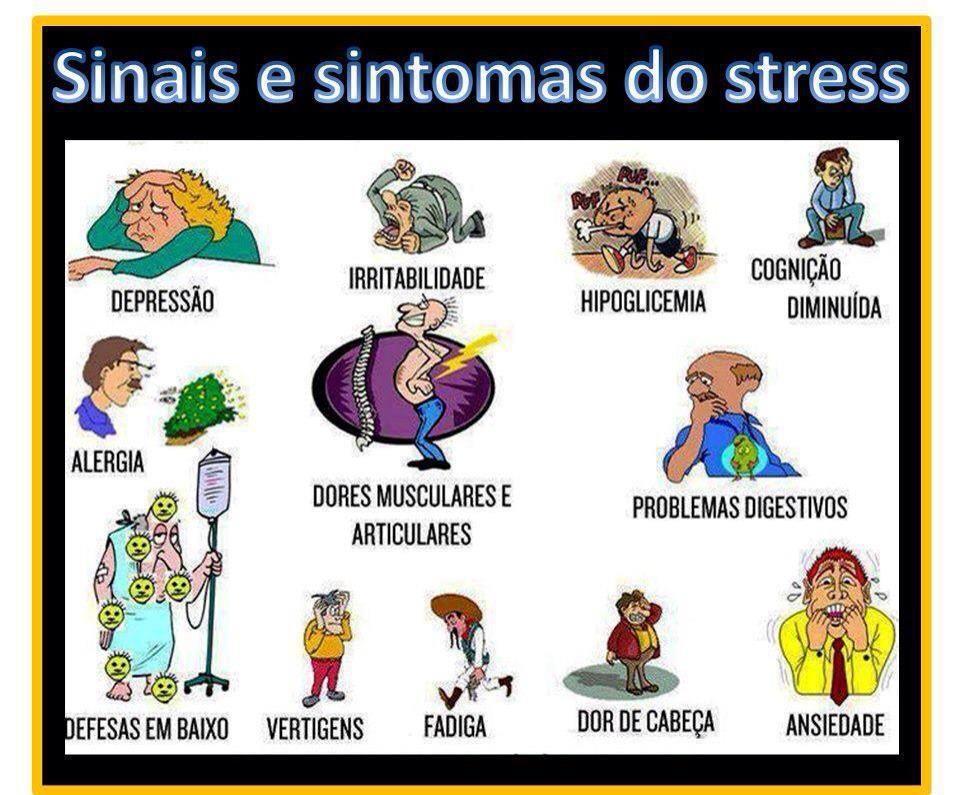 sintomas stress mental