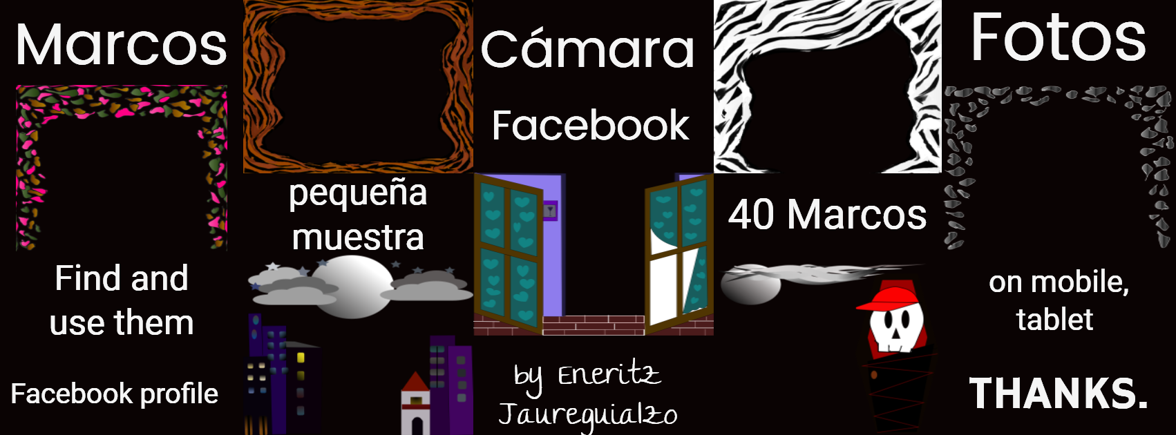Marcos / Cámara / Fotos / Facebook / by Eneritz Jaureguialzo ...