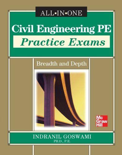Download Free Civil Engineering PE Practice Exams Breadth