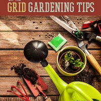 Gardening is a skill that will help you throughout your life.Once you know the skills, gardening is very helpful, especially when preparing for survival situations and for an off the grid lifestyle.  Being able to grow your own food is a great skill to have, but honing that skill for living off the grid