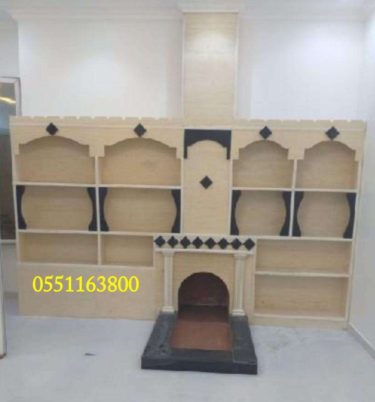 ديكورات مجالس رجال مشبات Home Decor Decor Shelves