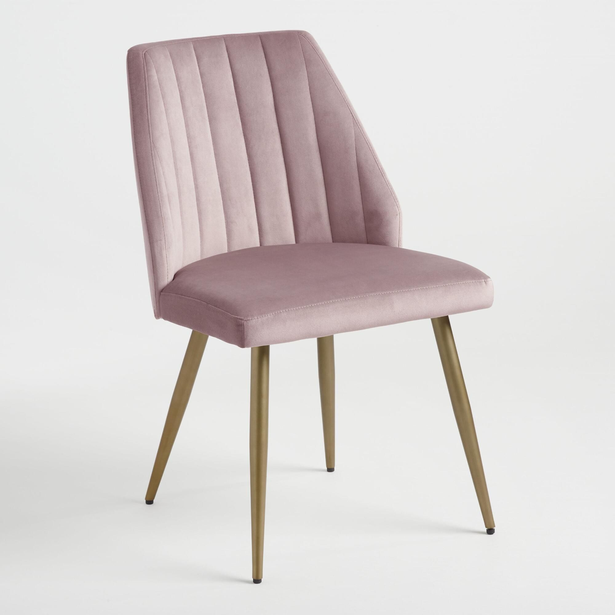 Mauve Pink Leilani Dining Chairs Set Of 2 By World Market World Market Dining Chairs Dining Chairs Luxury Office Chairs #world #market #living #room #chairs