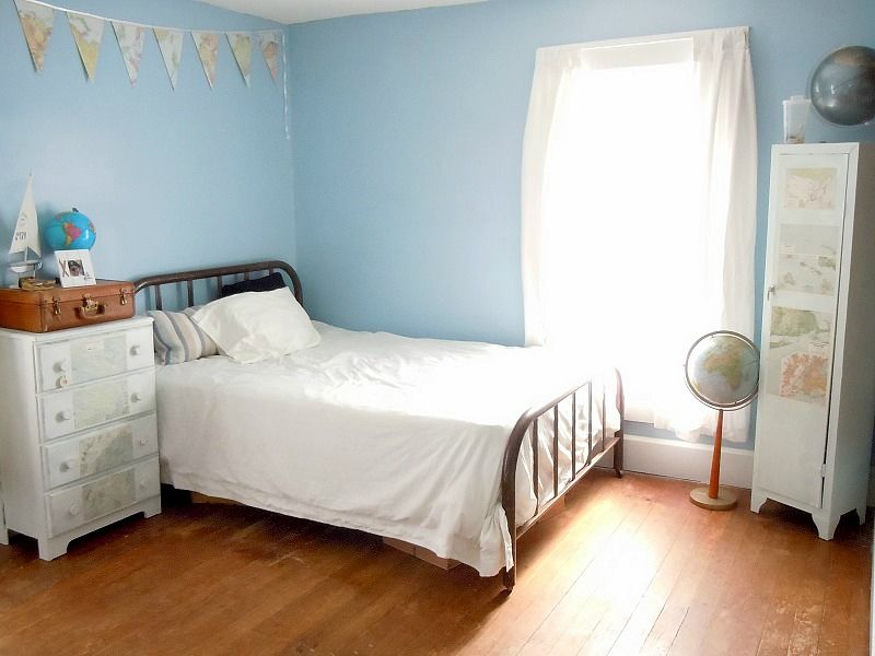 Normal kids bedroom Girl Design Antique Farmhouse Girls Bedroom The Vintage Farmhouse Boys Room Makeover Normal Kids Bedroomthe Suitcase On Dresser Is Cute Pinterest Antique Farmhouse Girls Bedroom The Vintage Farmhouse Boys Room