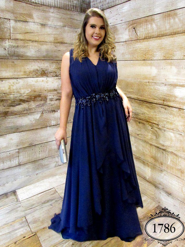 Coleção ouro vestidos plus size aiza collection vanda