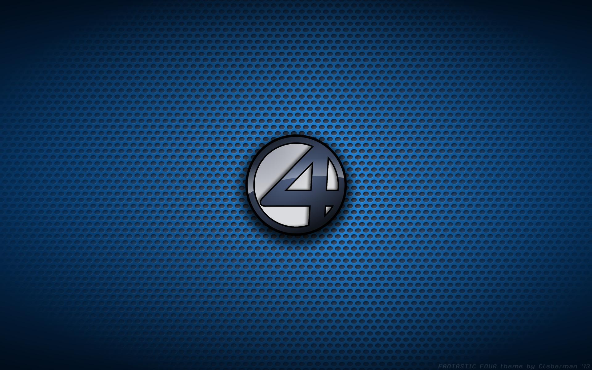 Comics Fantastic Four Logo Marvel Comics Wallpaper Fantastic Four Logo Logo Wallpaper Hd Superhero Wallpaper