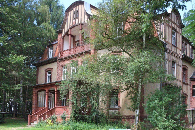 Lost Place Schloss Tannenfeld Vergangene Pracht Verlassene