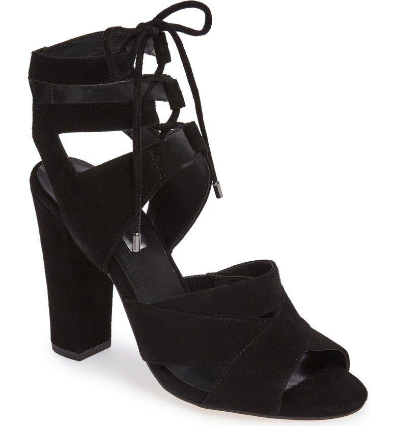 Lani Strappy Lace-Up Sandal  HALOGEN®