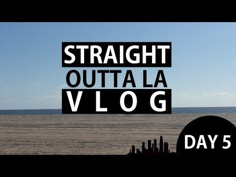 LA WEEK VLOG 5 | BEAUTY COLLEGE, NATURAL HAIR, THE BEACH | CHINACANDYCOUTURE - YouTube