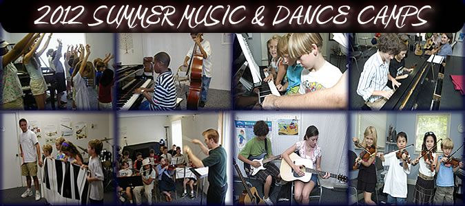 Louisiana Academy of Performing Arts' Summer Music Camp and Summer Dance Camp begins in July and will be available at all three of its campuses in the New Orleans area!
