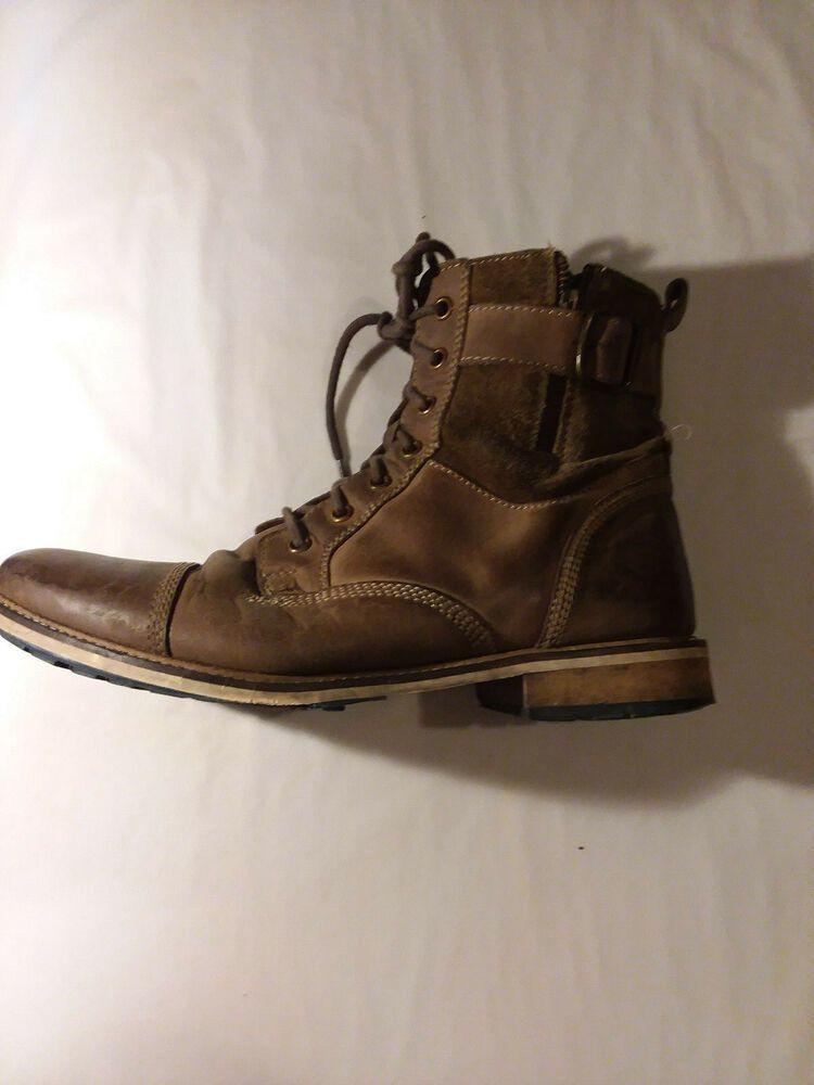 franco fortini black boots