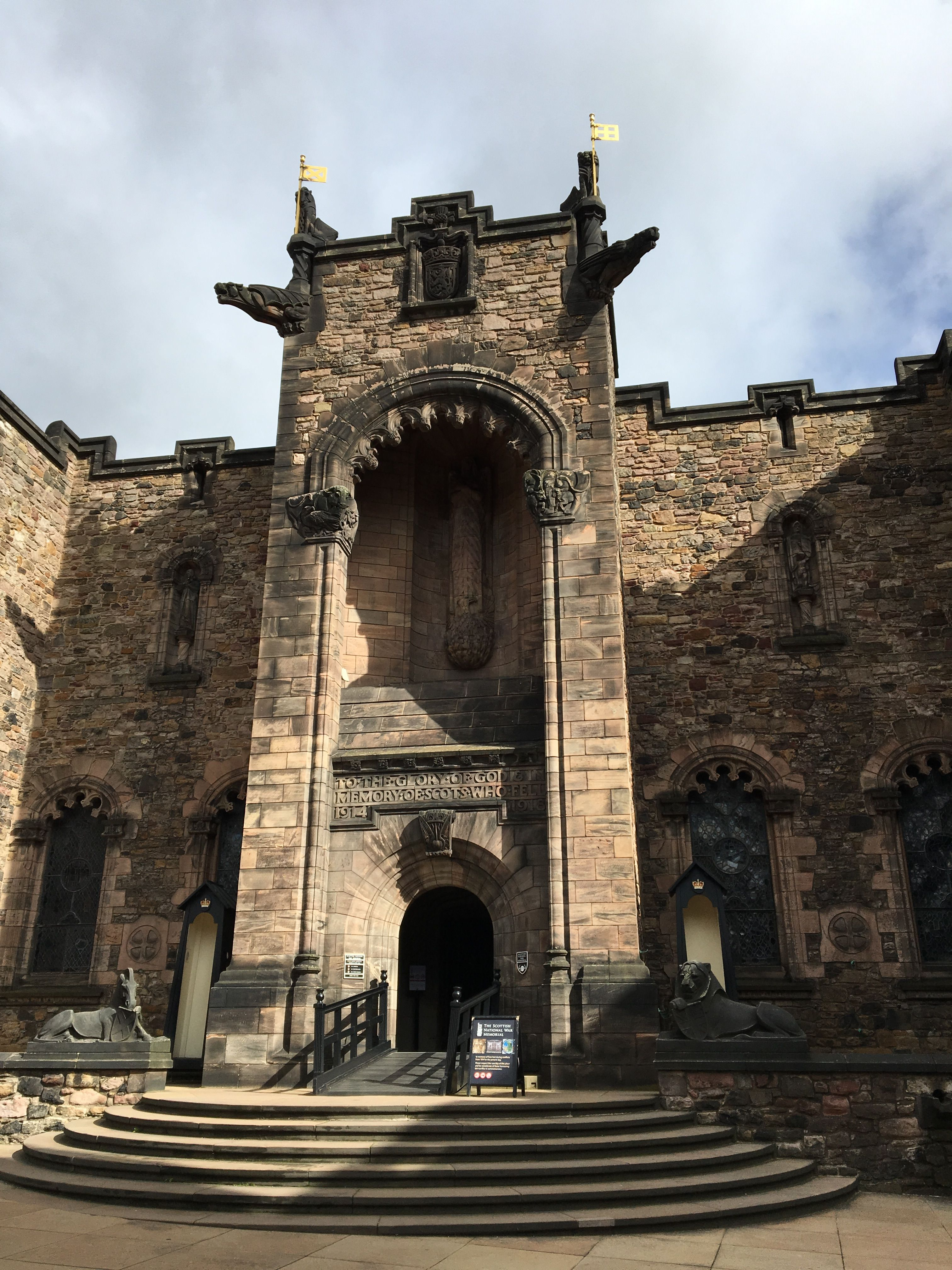 Scottish National War Museum In Edinburgh Castle With Images