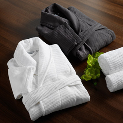 #TajmaHome                #Home #Bath               #absorbent #robes #inside #spa #terry #times #luxury #ideal #pool #robe #waffle #lightweight #use #general #extra #outdoor        Luxury Waffle Terry Robe  These lightweight waffle robes are extra absorbent, featuring terry on the inside to dry you quickly. Ideal for outdoor pool use, and general spa times!    http://pin.seapai.com/TajmaHome/Home/Bath/1681/buy