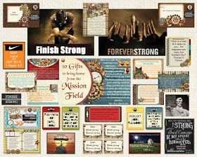 Missionary Box Moms : Finish Strong ~ Forever Strong Box