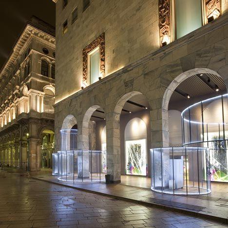 La Rinascente in Milan