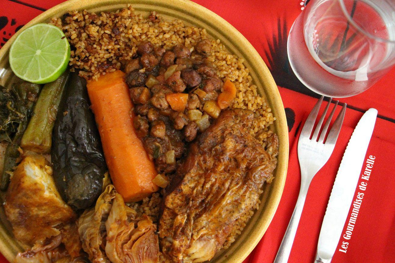 Recette Et Photos Etape Par Etape Comment Faire Le Tiebou Dieune Riz Au Poisson Le Plat National Senegalais Recettes De Cuisine Africaine Recettes De Cuisine Recette Africaine Poisson