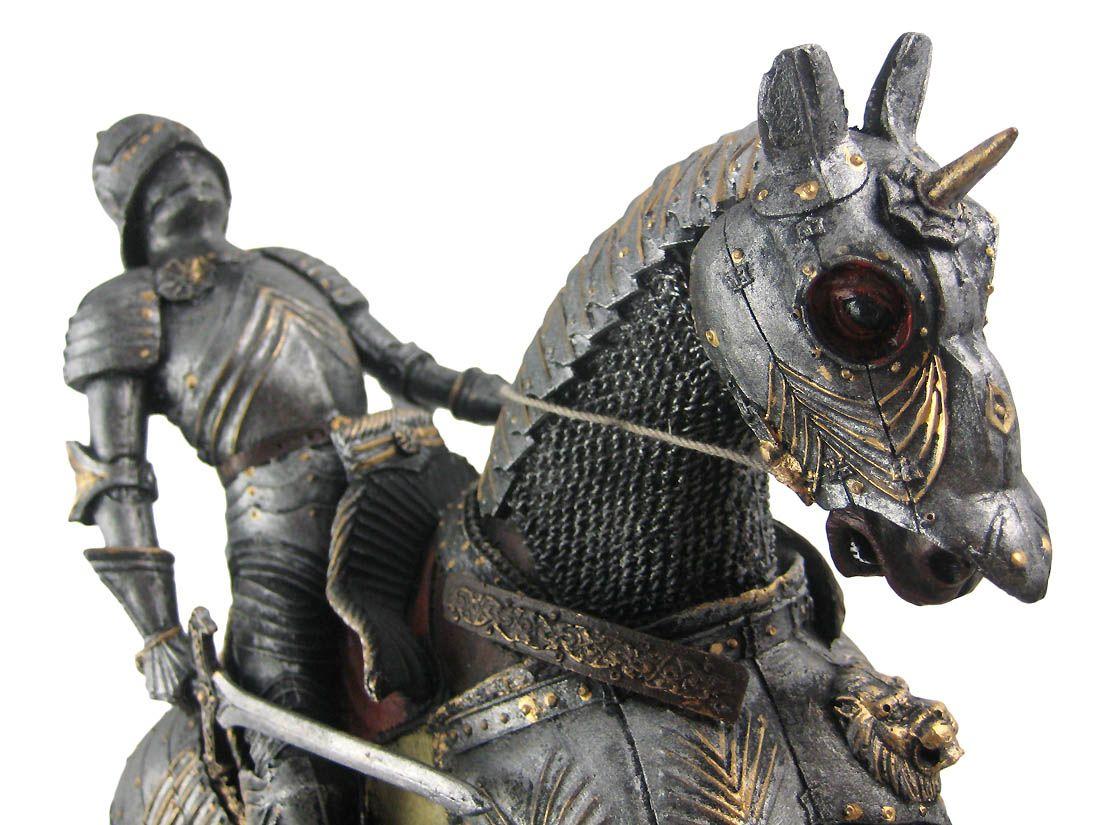 Medieval Horse Armor