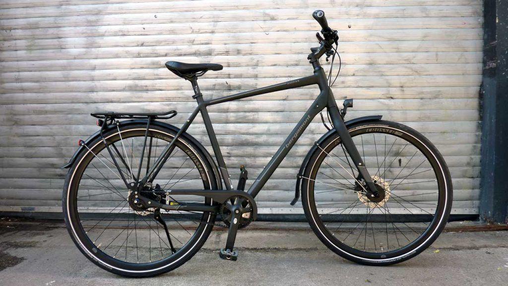 Bergamont Vitess N8 Belt 1a City Trekkingrad 28 Zoll Carbon Riemenantrieb Led Hydr Scheibenbremsen Abus Gratis Fahrrad Damenfahrrad Herrenfahrrad