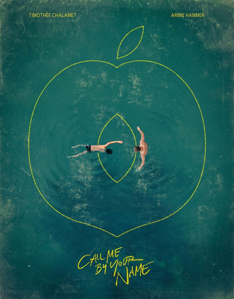 Call Me By Your Name Alternate Movie Posters Pinterest Films
