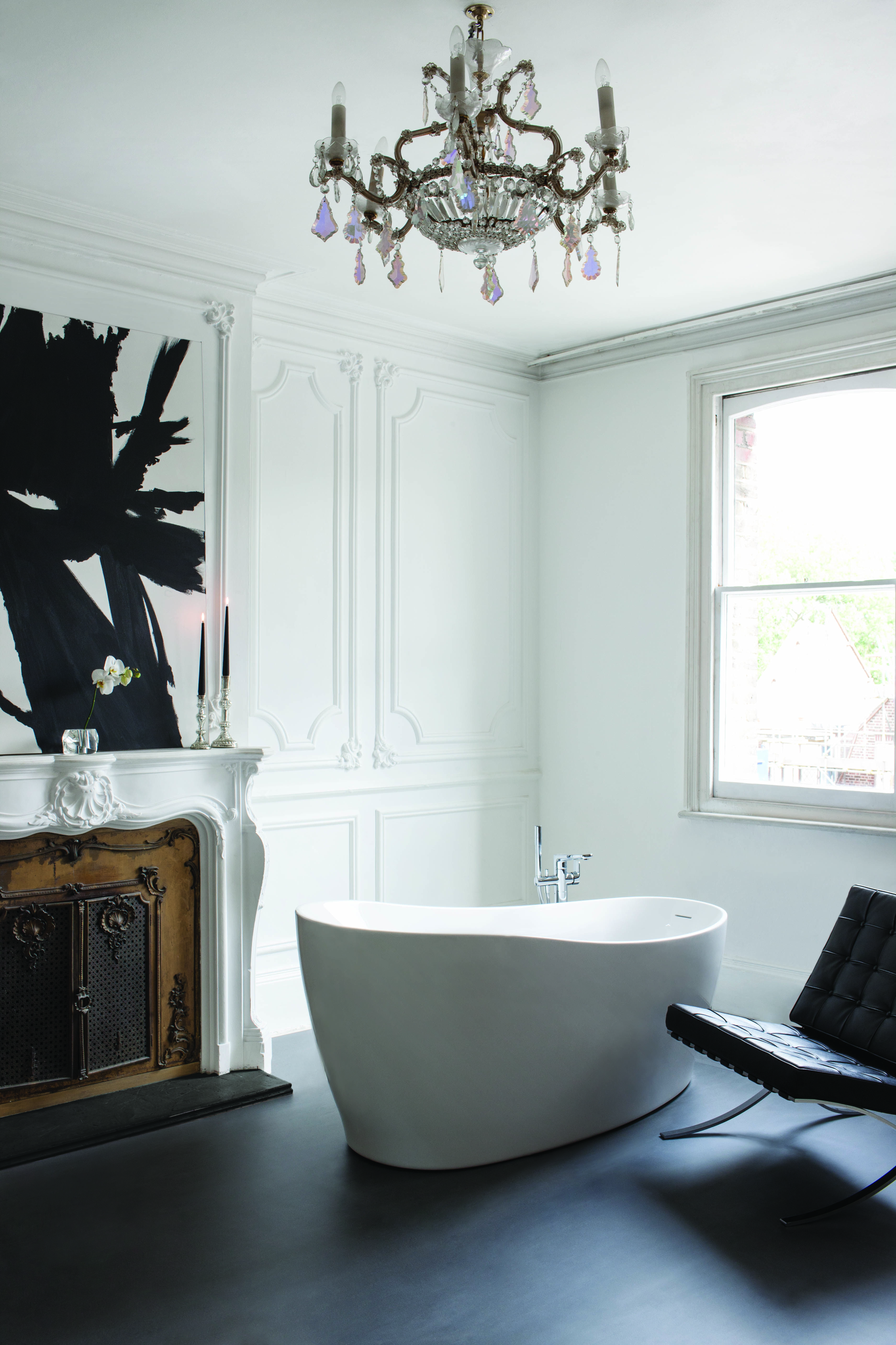 Piomba freestanding bath by Sottini | Bathrooms by Sottini ...