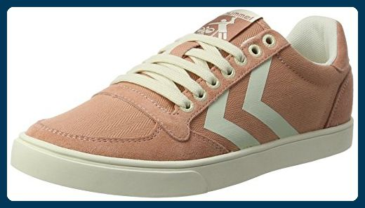 Hummel Damen SL. Stadil Herringbone Low Sneakers, Grau (Frost Grey), 37 EU