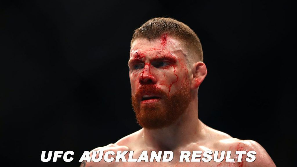Ufc Fight Night Auckland Results Video Highlights Social Media Reaction Real Combat Media In 2020 Ufc Fight Night Ufc Social Media