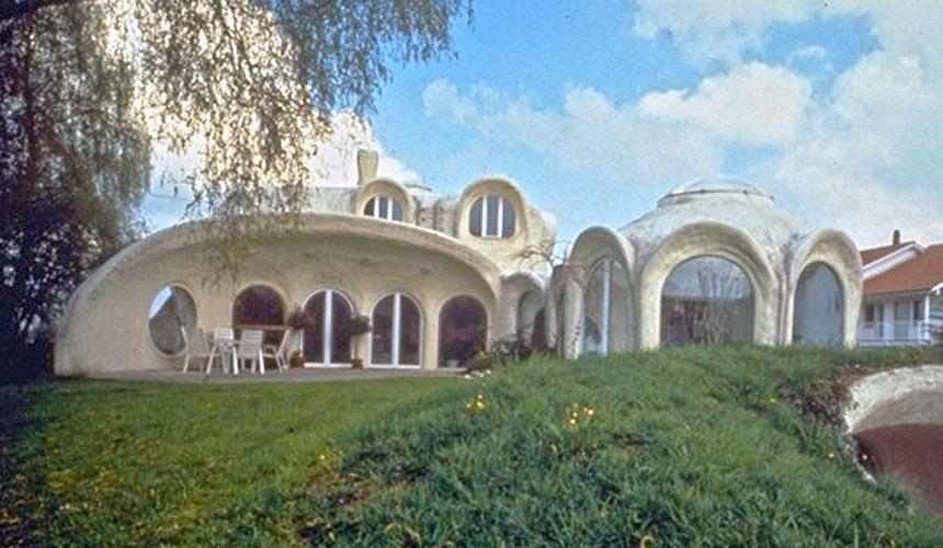 Erdh 228 User Earth Houses Vetsch Architektur Earth