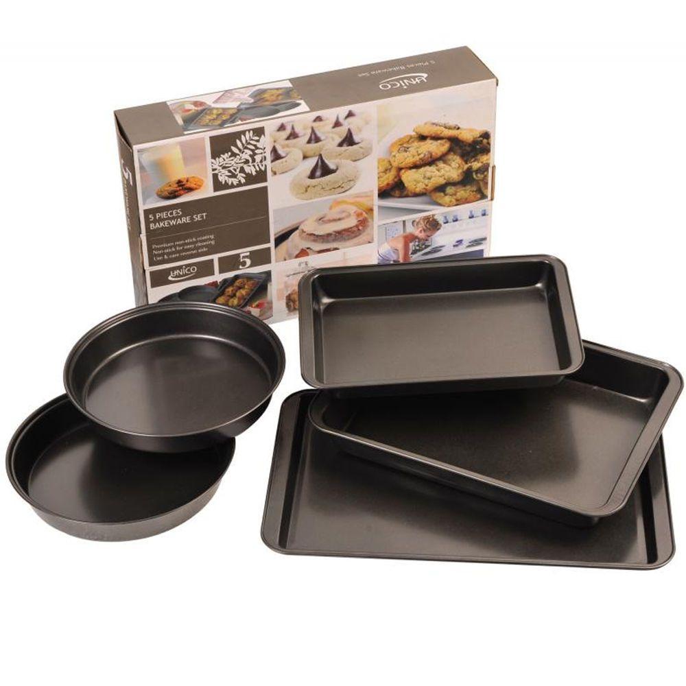 Baking Round Cake Pans No Bake Cake Bakeware Set Pan Cookies