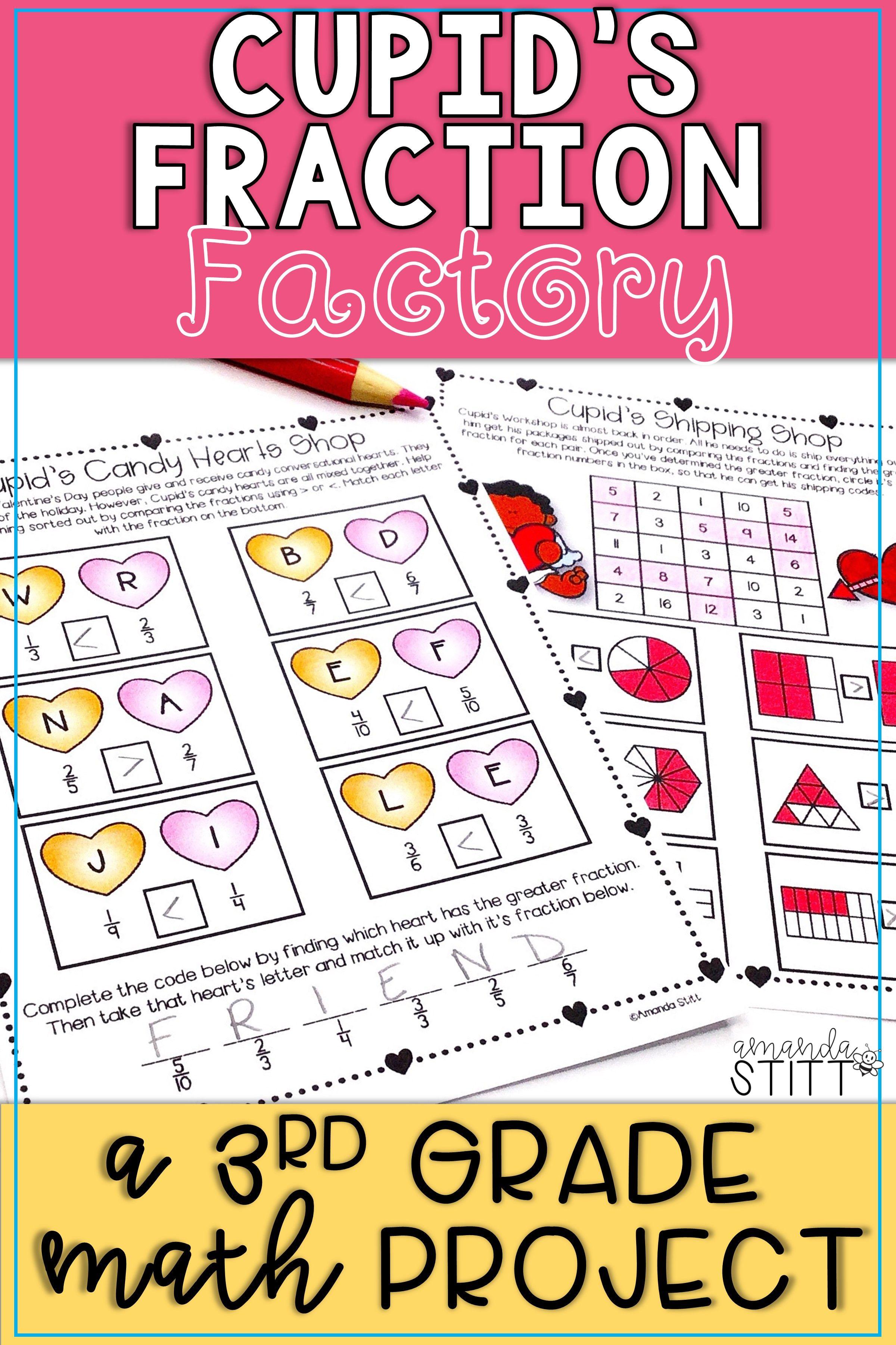 Valentine S Day Math Activities