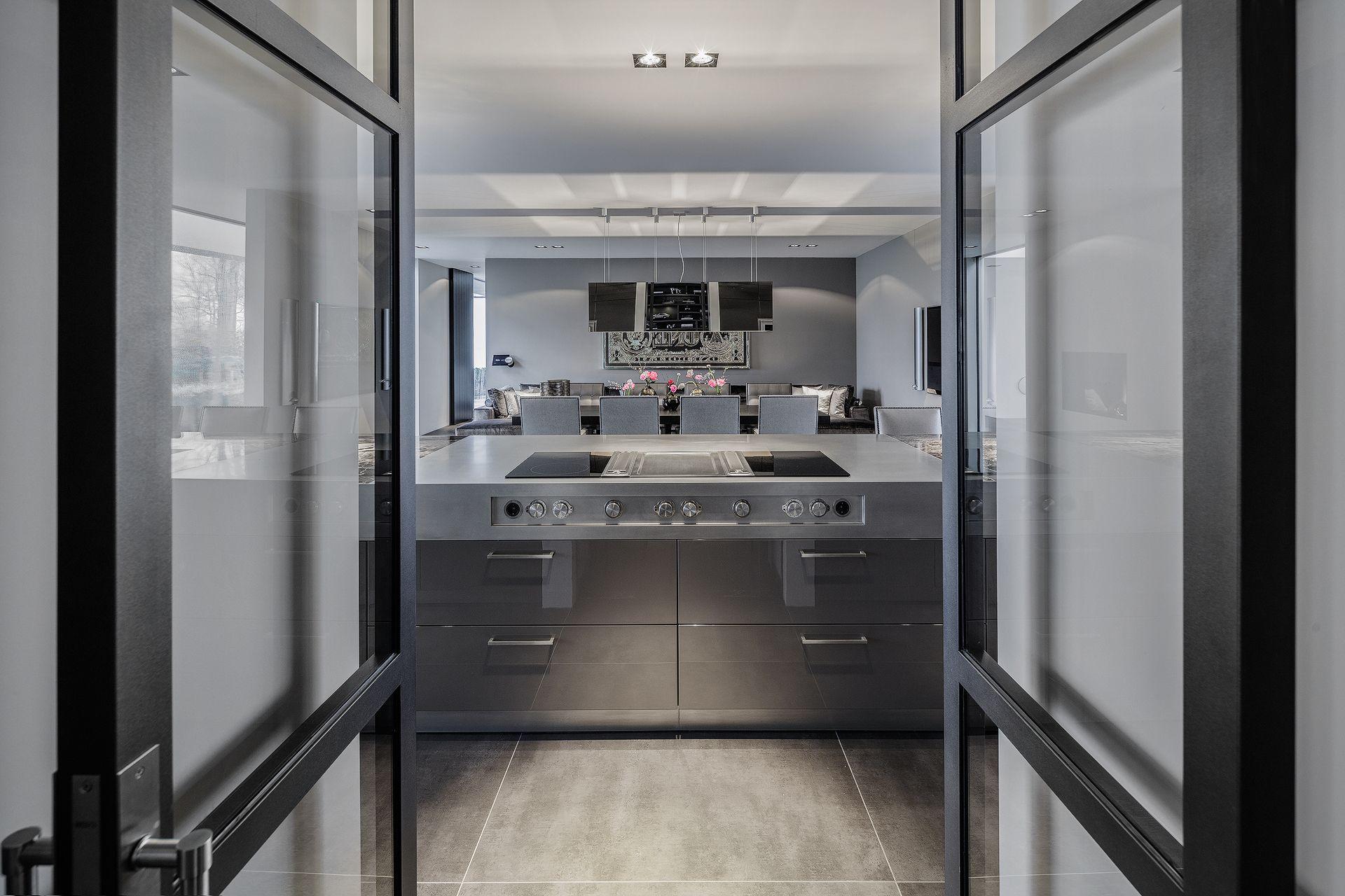 Culimaat high end kitchens interiors italiaanse keukens en